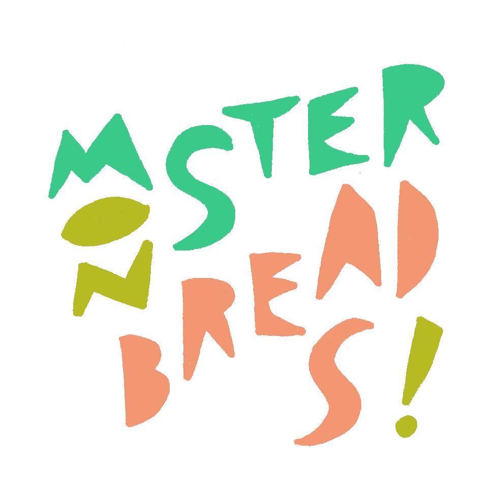 Monster Breads logo