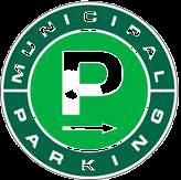 Parking P Sign