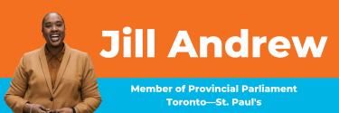 MPP Jill Andrew