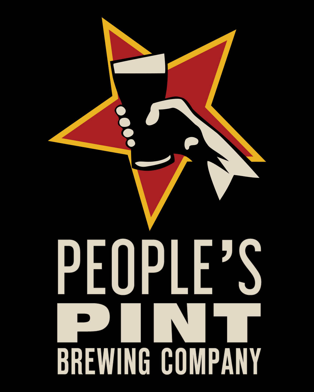 People's Pint Brewing Company logo