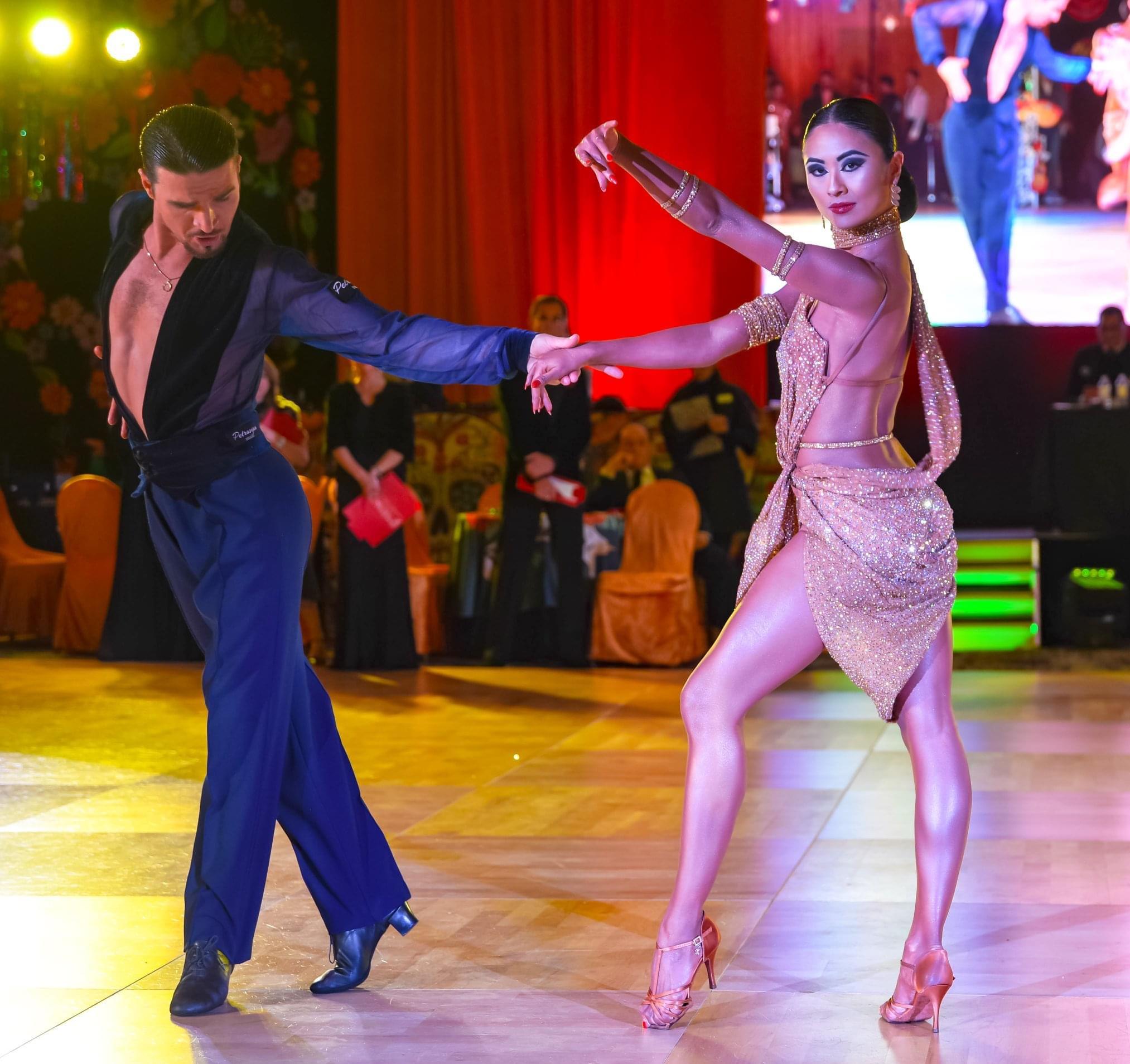 Craig Smith & Andrea Harvey