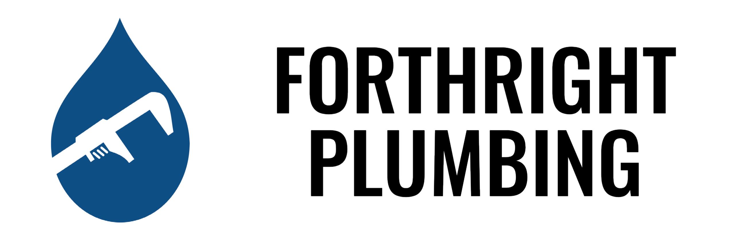 Forthright Plumbing Logo