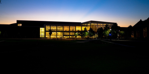 The CoRec at dusk