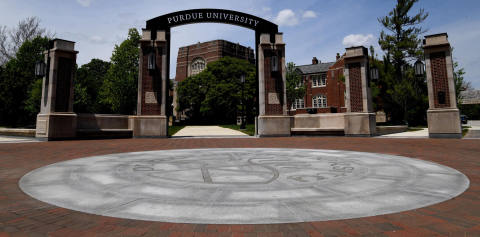 Purdue University gateway