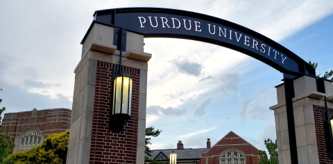 The Purdue University Arch