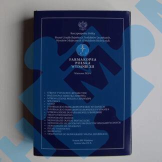 FARMAKOPEA POLSKA XII 2020 (PENDRIVE Z WERSJĄ ELEKTRONICZNĄ)