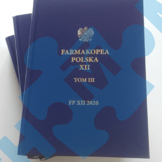 FARMAKOPEA POLSKA XII 2020 (KSIĄŻKA)