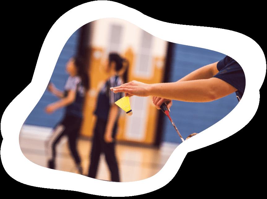 Badminton Sport Image