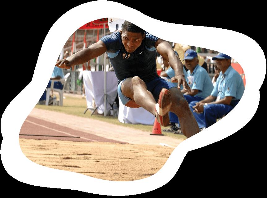 Long Jump Sport Image