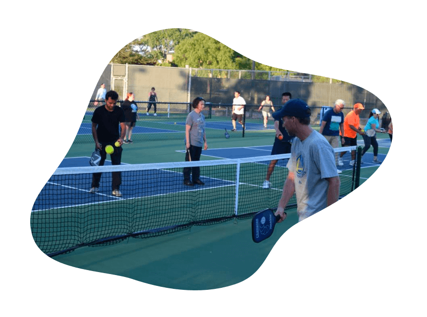 Pickleball Sport Image