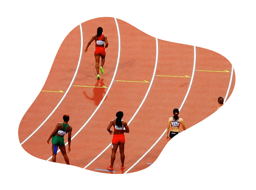 Running Race Sport Image