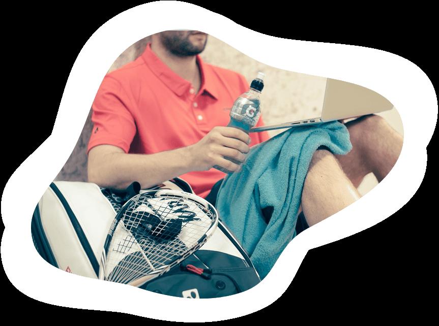 Squash Sport Image