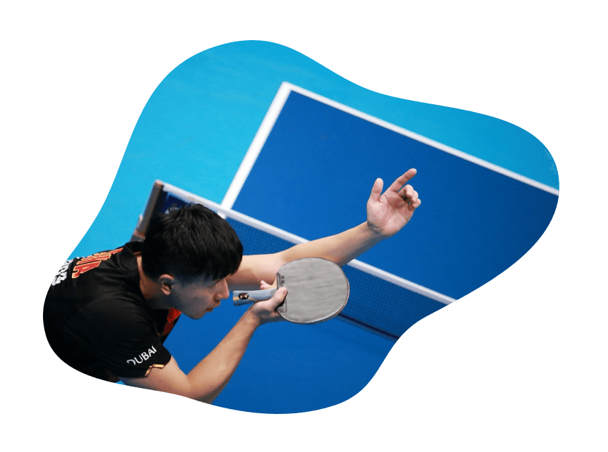 Table Tennis Sport Image
