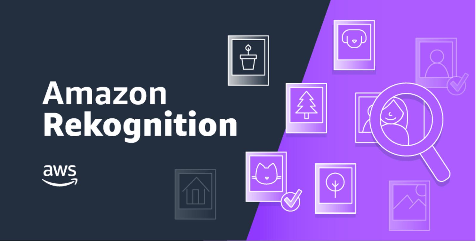 Reconnaissance d'éléments avec Amazon Rekognition