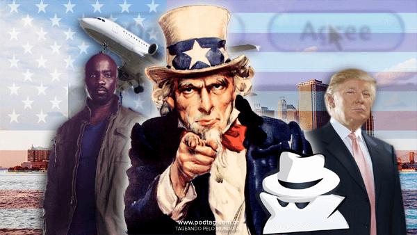 Tageando pelo Mundo: EUA