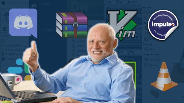 Software que amamos (ou não)