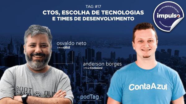 CTOs, escolha de tecnologias e times de desenvolvimento