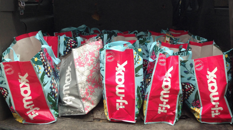 Food Pantry: Morning Senior Deliveries