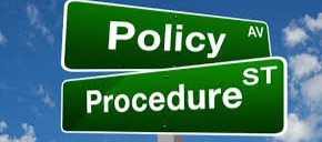 Volunteer from home - policy & procedure writing