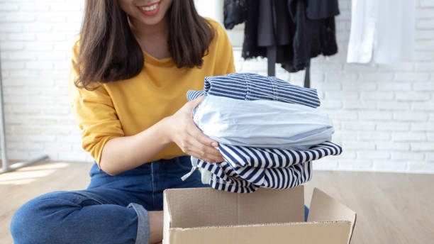 Sort Clothing Donations