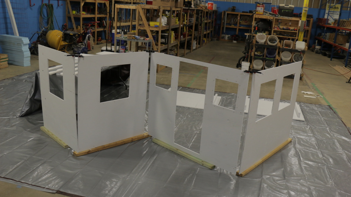 Prime Playhouse Kits with Habitat MidOhio!