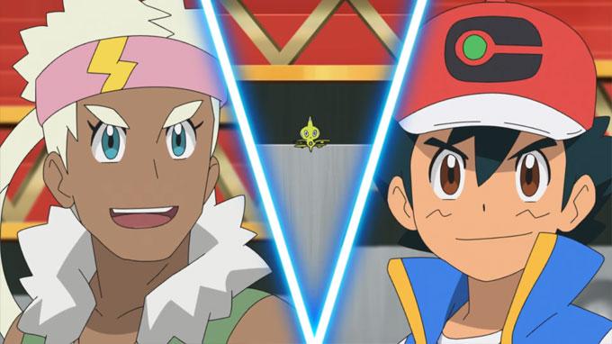 Capítulo 18 nuevo anime de Pokémon 2019 / 2020