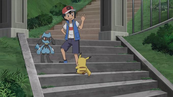 Capitulo 30 Anime Pokémon