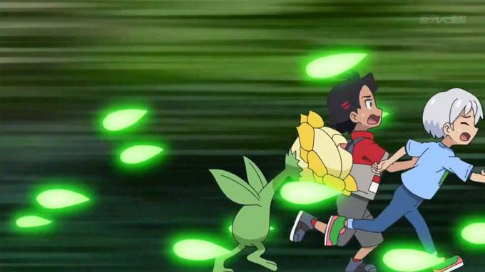 Capítulo 32 Viajes Pokémon Anime