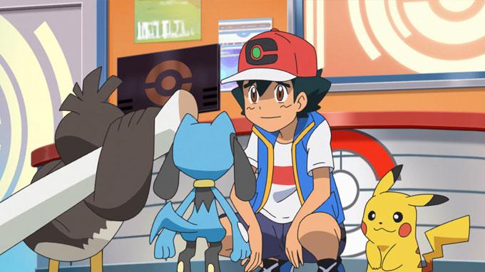 Capítulo 34 - Viajes Pokémon