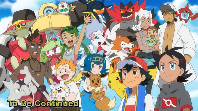 Capítulo 37 Pokémon Viajes Alola
