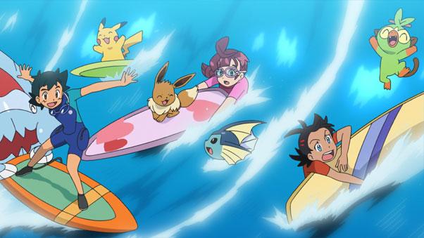 Capítulo 63 Anime Pokémon Viajes