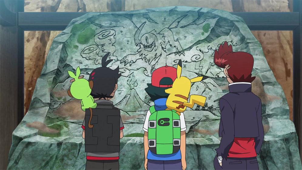 Capítulo 64 Pokémon Viajes - El Absol Detestado