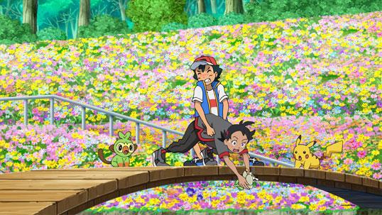 capítulo episodio 66 Pokémon Viajes