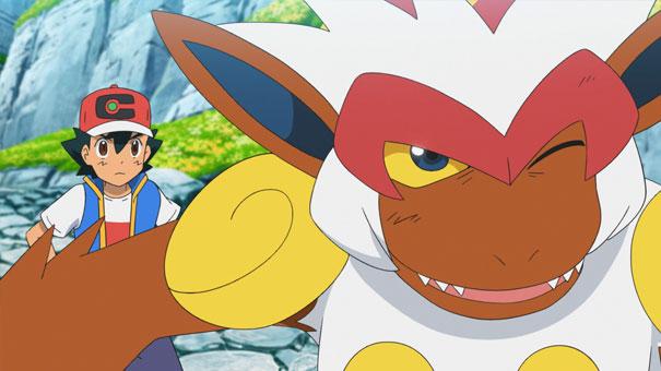 Pokémon Viajes Cap Ep 68