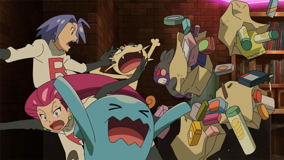 Capítulo 70 Pokémon Viajes - ¡¡Por favor, consigue a Morpeko!!