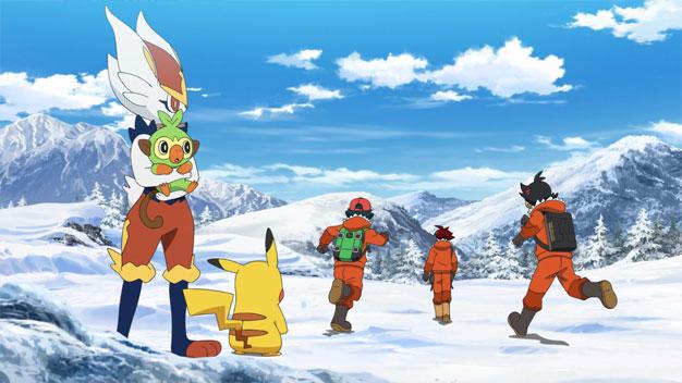 Pokémon Viajes 71