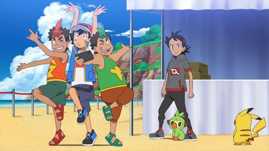 Anime Pokémon Viajes 76