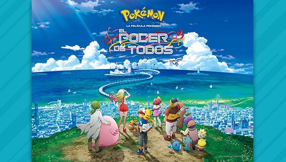 Pokémon: El Poder de Todos llegará a Netflix este 1 de Enero de 2020