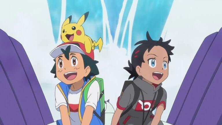 ▷ Capítulo 2 del nuevo anime de Pokémon 2019 - Ash y GO !Ve con Lugia!