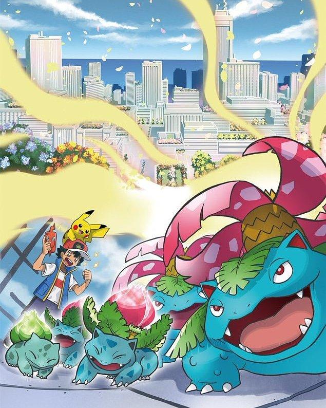 Capitulo 3 anime de Pokemon 2019