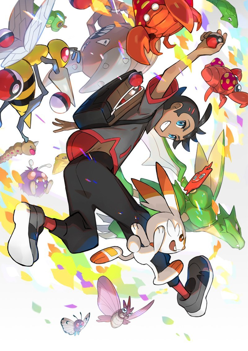Capitulo 6 anime de Pokemon 2019