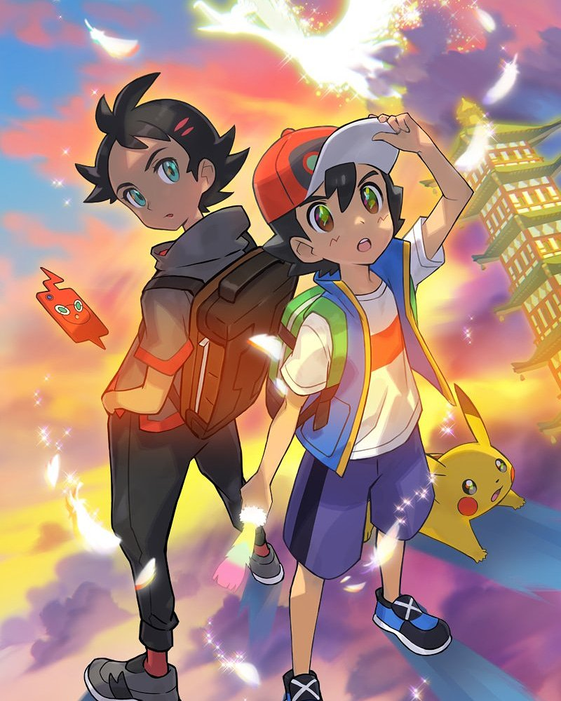 Capitulo 9 anime de Pokemon 2019