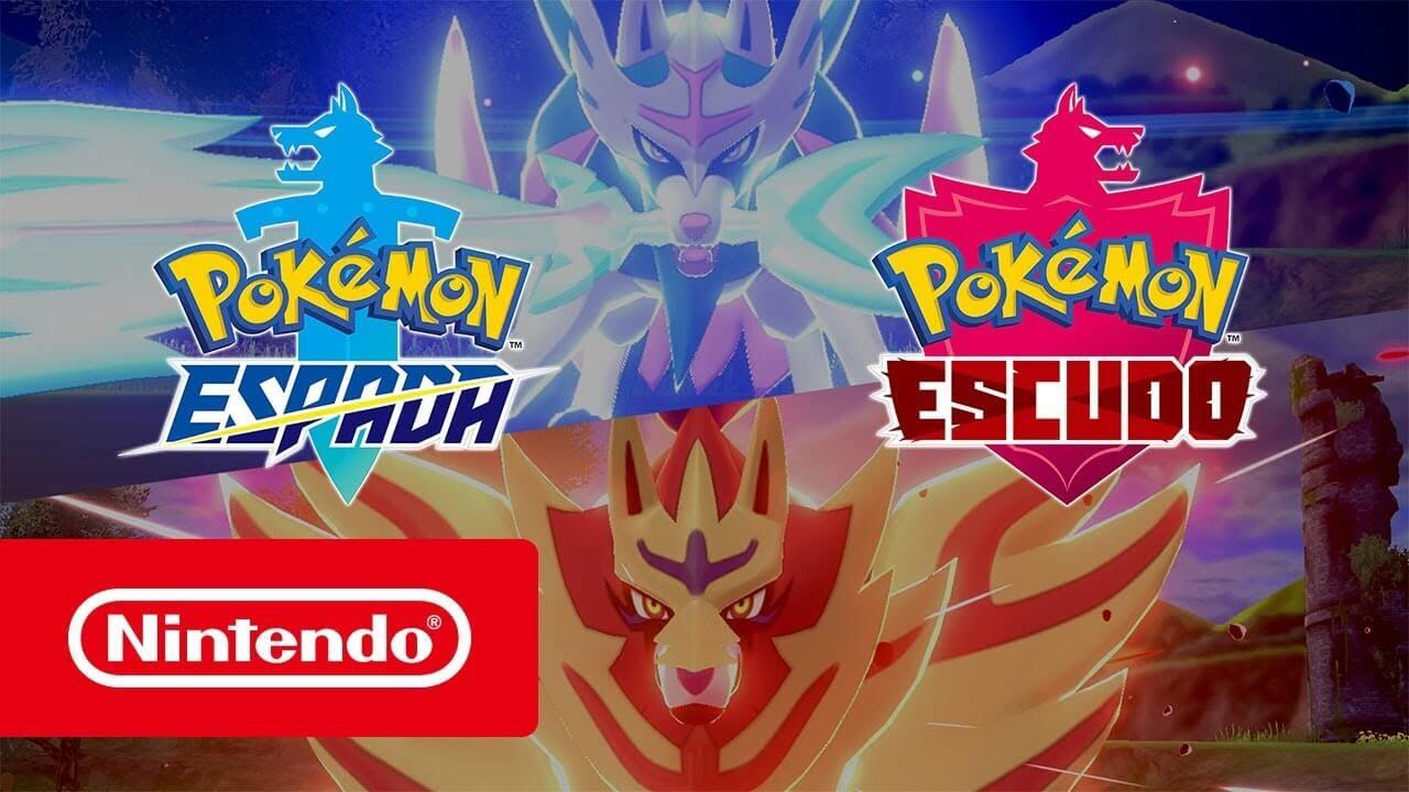 Nuevo trailer recopilatorio de Pokémon Espada y Escudo