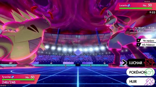 Anunciado el Primer torneo en Línea de Pokémon Espada y Escudo