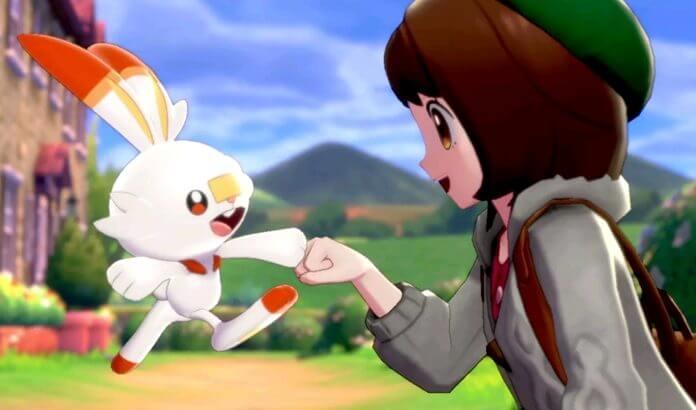 Pokémon Espada y Escudo han sido un gran éxito en Japón y Reino Unido