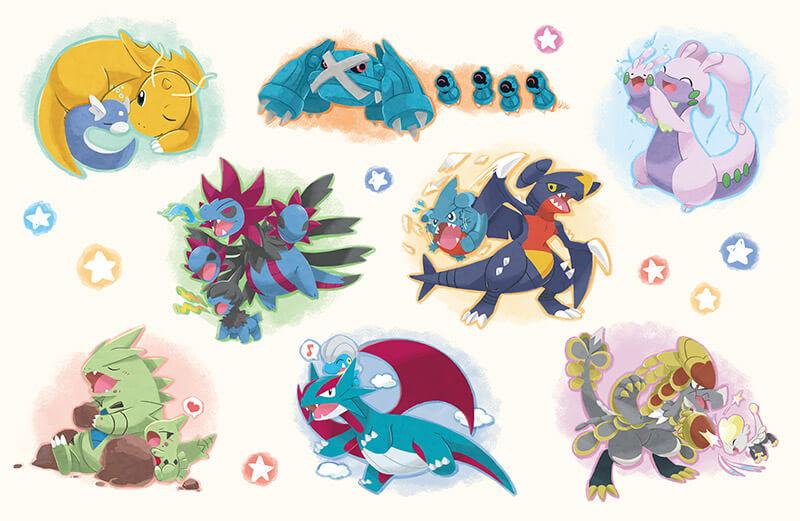 Nueva línea de productos Pokémon llamados Daiki Bansei