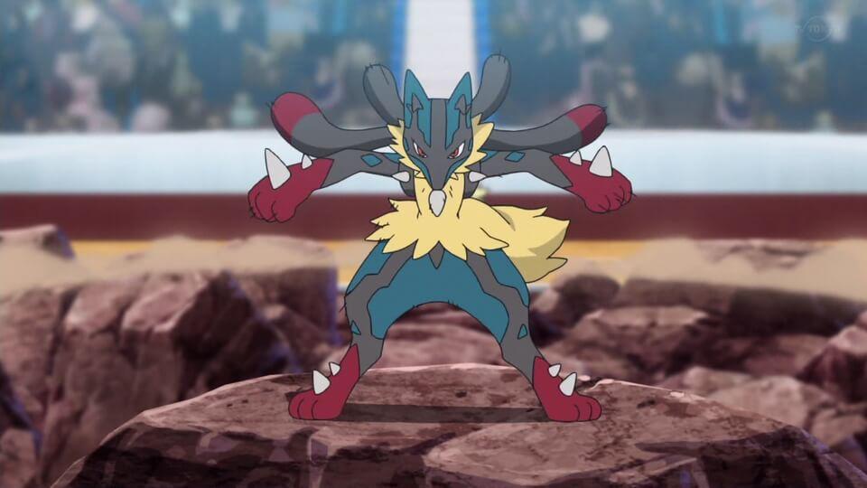 Capítulo 25 anime Pokémon