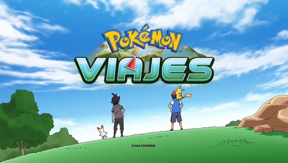 La Serie Viajes Pokémon es anunciada oficialmente