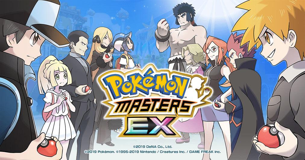 Pokémon Masters EX generó más de 75 millones de dólares en su primer aniversario