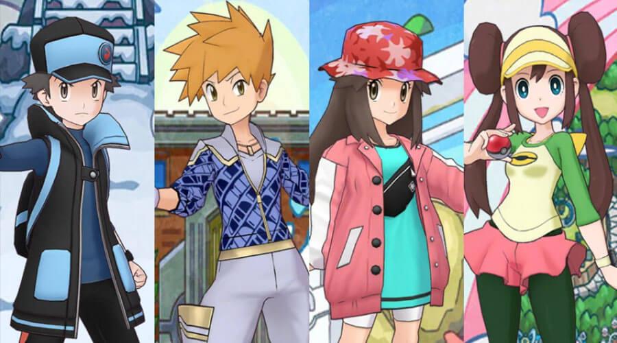 Data Miners filtran contenido del aniversario de Pokémon Masters EX